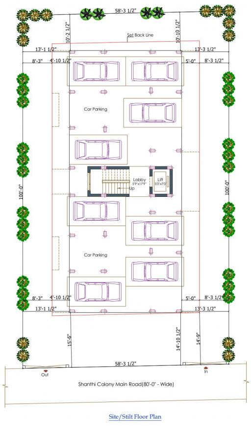 Project Image of 0 - 1550.0 Sq.ft 3 BHK Apartment for buy in Pushkar Royale Nalantha