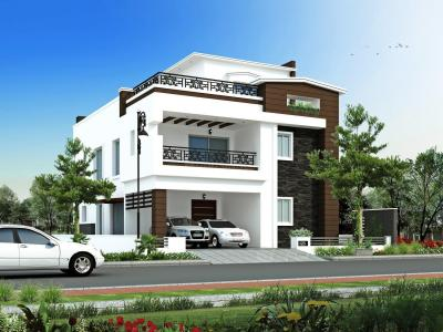 Gallery Cover Image of 2880 Sq.ft 4 BHK Villa for rent in Tellapur for 70000