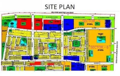Project Image of 1197.0 - 2152.0 Sq.ft Residential Plot Plot for buy in Aditya World City