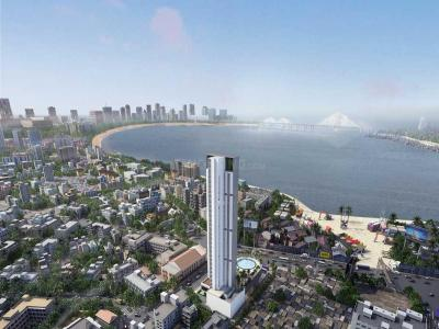 Gallery Cover Image of 1768 Sq.ft 3 BHK Apartment for buy in Kanakia Miami, Mahim for 49900000