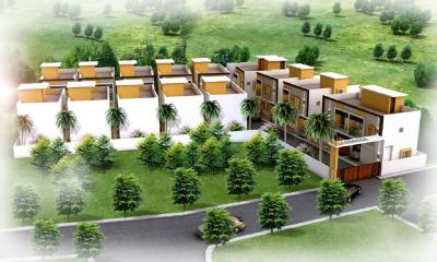 Gallery Cover Image of 1287 Sq.ft 3 BHK Villa for buy in Skyland Rainbow Villas, Semmancheri for 5100000
