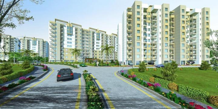 Project Image of 1075.0 - 1975.0 Sq.ft 2 BHK Apartment for buy in Orris Carnation Residency