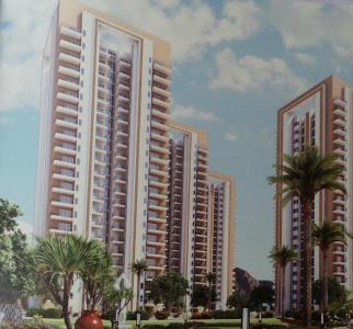 Gallery Cover Image of 1891 Sq.ft 3 BHK Apartment for rent in Adani Oyster Grande, Sector 102 for 19000