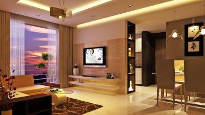 Gallery Cover Image of 750 Sq.ft 1 BHK Apartment for rent in Madhu Platina, Mira Road East for 16500