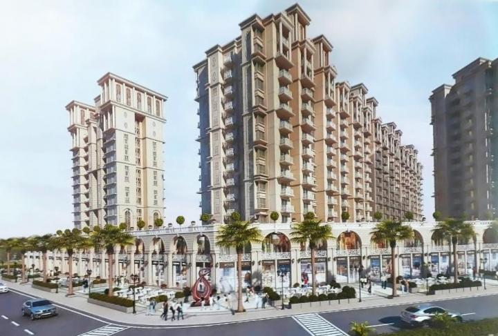 Project Image of 497 - 645 Sq.ft 1.5 BHK Apartment for buy in Signature The Millennia