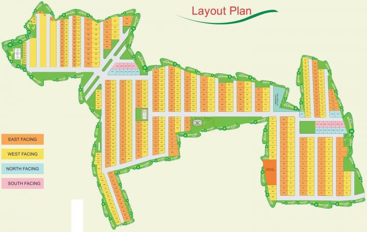 Project Image of 495.0 - 5400.0 Sq.ft Residential Plot Plot for buy in Modi Pinewood Homes