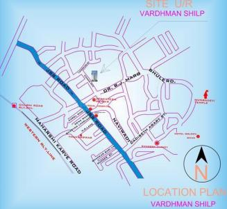Project Image of 1175 - 1425 Sq.ft 2 BHK Apartment for buy in Vardhman Shilp