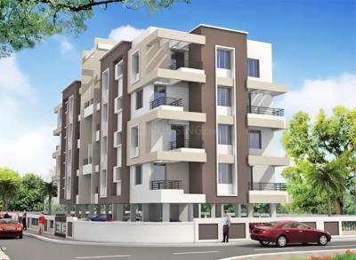 Gallery Cover Image of 850 Sq.ft 2 BHK Apartment for buy in Shree Ganesh Ganesh Shrushti, Ravet for 4900000
