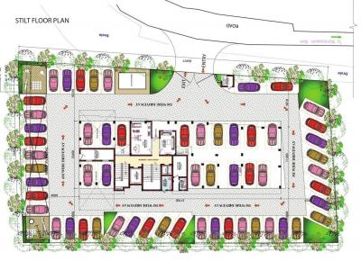 Project Image of 915.0 - 1300.0 Sq.ft 2 BHK Apartment for buy in Green Valleys Shelters Rajguru