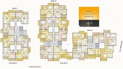 Project Image of 285.14 - 651.11 Sq.ft 1 BHK Apartment for buy in R D Prathamesh Park