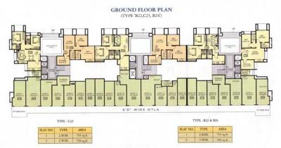 Project Image of 593 Sq.ft 1 BHK Apartment for buyin Mira Road East for 6000000