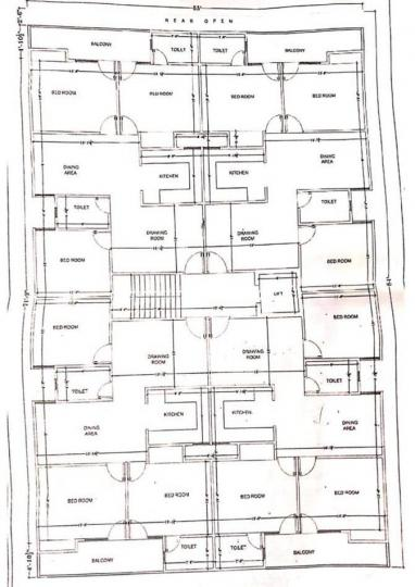 Project Image of 0 - 1350.0 Sq.ft 3 BHK Apartment for buy in Surendra Sagar Homes 3