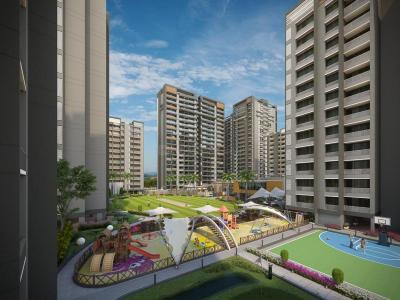 Project Image of 1985.0 - 5700.0 Sq.ft 3 BHK Apartment for buy in JP Iscon Platinum