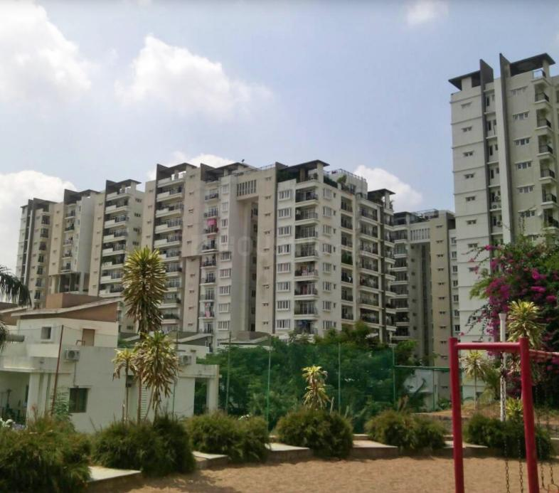Project Image of 1377.0 - 1868.0 Sq.ft 2 BHK Apartment for buy in Indu Fortune Fields apartments