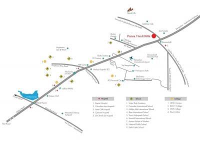 Puravankara Tivoli Hills Phase 4