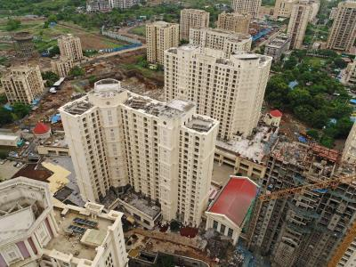 Gallery Cover Image of 630 Sq.ft 1 BHK Apartment for rent in Hiranandani The Walk, Thane West for 23000