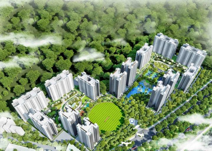 Project Image of 1381.0 - 2343.0 Sq.ft 2 BHK Apartment for buy in Sobha City