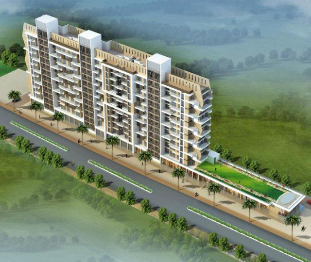 Project Image of 356.5 - 668.33 Sq.ft 1 BHK Apartment for buy in Dynamic Dynamic Linea