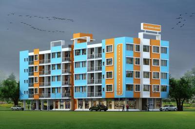 हरे कृष्ण धाम में खरीदने के लिए 195 - 600 Sq.ft 1 RK अपार्टमेंट प्रोजेक्ट  की तस्वीर