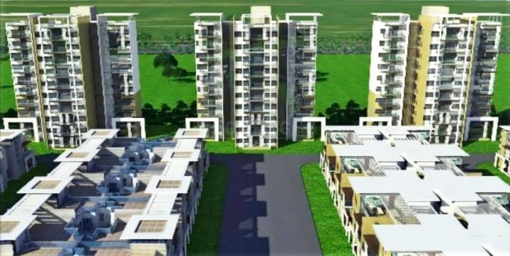 Project Image of 1157.0 - 2018.0 Sq.ft 2 BHK Apartment for buy in Amrapali Golf Suits