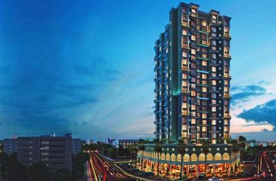 Gallery Cover Image of 1309 Sq.ft 2 BHK Apartment for buy in Varsha Balaji Heritage, Kharghar for 14500000
