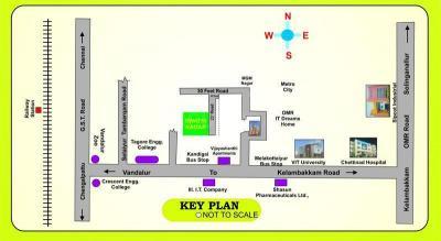 Project Image of 892 - 2000 Sq.ft Residential Plot Plot for buy in SM Swathi Nagar