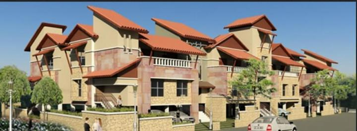Project Image of 2400 - 2680 Sq.ft 3 BHK Villa for buy in Pharande Comfort Cushion