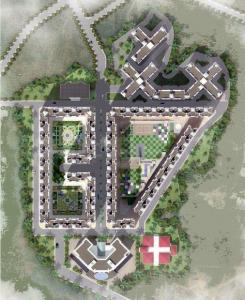 Project Image of 181.0 - 622.0 Sq.ft 1 RK Apartment for buy in Devisha Hex World