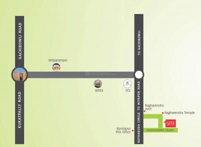 Project Image of 1572 - 1582 Sq.ft 3 BHK Apartment for buy in Go Green Raghavendra Residency