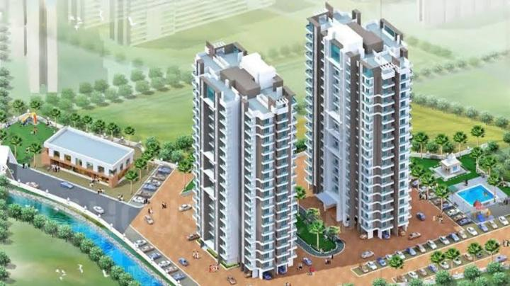 Project Image of 363.07 - 508.92 Sq.ft 1 BHK Apartment for buy in Prithvi Prithvi Pride Phase I