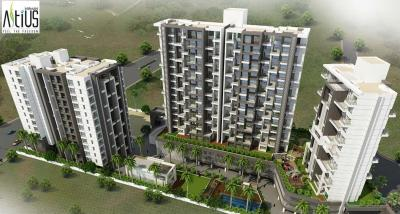 Project Image of 502 - 596 Sq.ft 2 BHK Apartment for buy in Nirman Altius Wing C