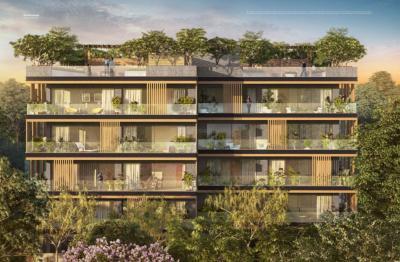 इंडो रंग होम्स पंजाबी बाग में खरीदने के लिए 2713.24 - 4463.89 Sq.ft 4 BHK अपार्टमेंट प्रोजेक्ट  की तस्वीर