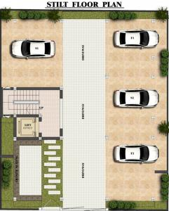 Project Image of 980.0 - 1300.0 Sq.ft 2 BHK Apartment for buy in BK Enclave