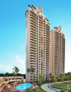 Gallery Cover Image of 1400 Sq.ft 2 BHK Apartment for rent in ATS Grandstand, Sector 99A for 10000