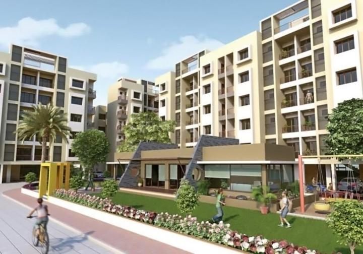 Project Image of 1035 - 1125 Sq.ft 2 BHK Apartment for buy in Suvas Oram