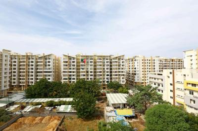 Gallery Cover Image of 1464 Sq.ft 3 BHK Apartment for rent in Diamond Towers, Nallagandla for 22000