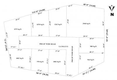 Project Image of 978 - 1742 Sq.ft Residential Plot Plot for buy in Sai Plots