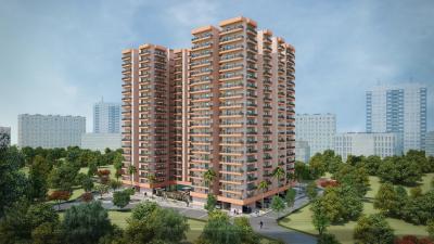 आरोकॉन रेनबो में खरीदने के लिए 1100.0 - 1750.0 Sq.ft 2 BHK अपार्टमेंट प्रोजेक्ट  की तस्वीर