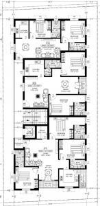 ग्रीन संविथ में खरीदने के लिए 720.0 - 1247.0 Sq.ft 2 BHK अपार्टमेंट प्रोजेक्ट  की तस्वीर