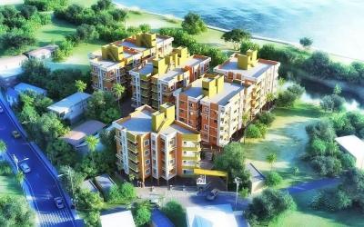 Project Image of 616.0 - 1226.0 Sq.ft 2 BHK Apartment for buy in Jai Hanuman Riverside