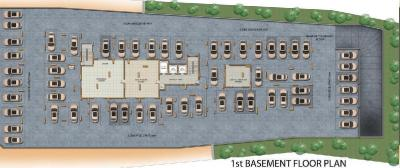 Project Image of 1155 - 2096 Sq.ft 2 BHK Apartment for buy in Hilite Corinth