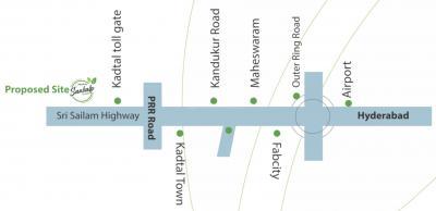 Project Image of 1322.99 - 9045 Sq.ft Residential Plot Plot for buy in SNR Sankalp Homes