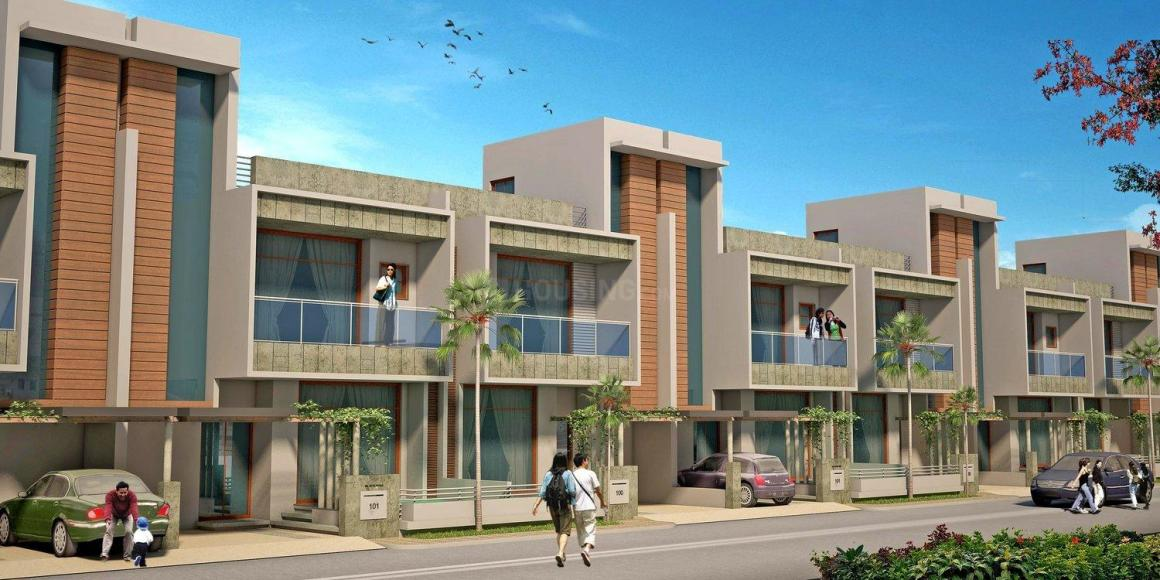 Project Image of 1990.0 - 2250.0 Sq.ft 3 BHK Villa for buy in Mahima City Ville