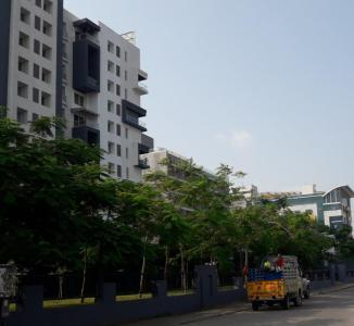Gallery Cover Image of 632 Sq.ft 1 BHK Apartment for rent in Appaswamy Greensville, Sholinganallur for 15000