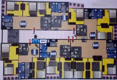 Project Image of 548.0 - 957.0 Sq.ft 2 BHK Apartment for buy in Siddhaye Apartment