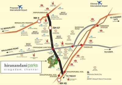 Gallery Cover Pic of Hiranandani Hiranandani Parks Tierra Plots