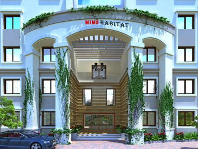 Gallery Cover Image of 1100 Sq.ft 2 BHK Apartment for rent in MIMS Habitat, Chikkagubbi Village for 16000
