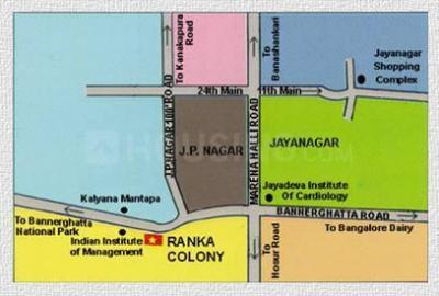 Gallery Cover Image of 950 Sq.ft 2 BHK Apartment for buy in Chalukya Ranka Colony, Bilekahalli for 7500000