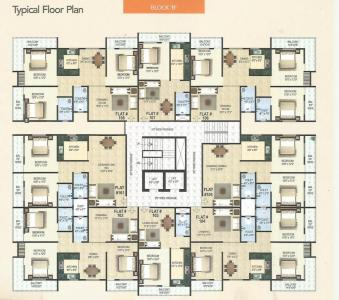 Project Image of 646.0 - 1380.0 Sq.ft 1 BHK Apartment for buy in Kamal Ramanand Enclave