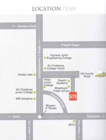 Project Image of 1000 - 1660 Sq.ft 2 BHK Villa for buy in SVS Abharana Enclave